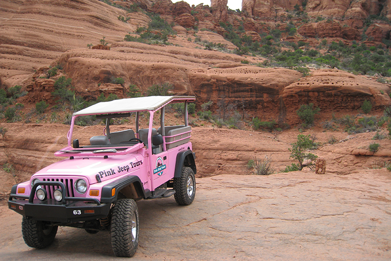 Pink Jeep Tours Focuses On Safety Using The Smith System