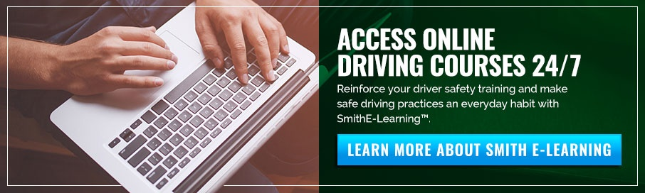 e-learning driver safety training smith system online