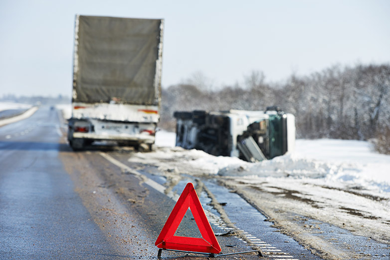 increase in commercial fleet crashes