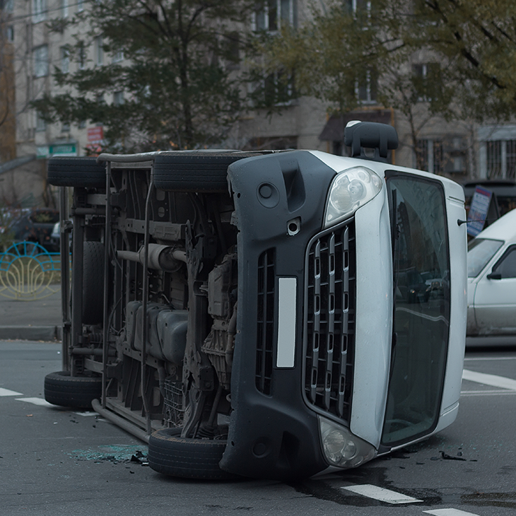 What Happens if You Have a Car Crash in a Company Vehicle?