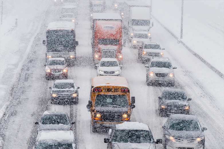 Winter Weather Driving Safety Tips: Follow the smith5keys