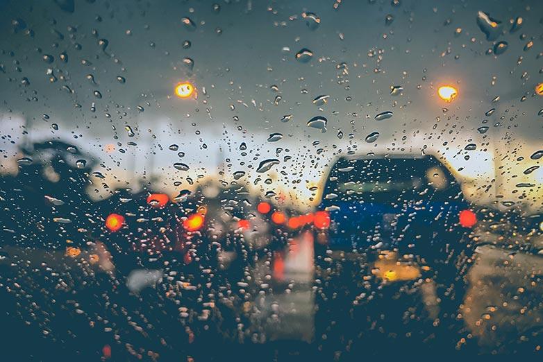 prepare for driving in hurricane season