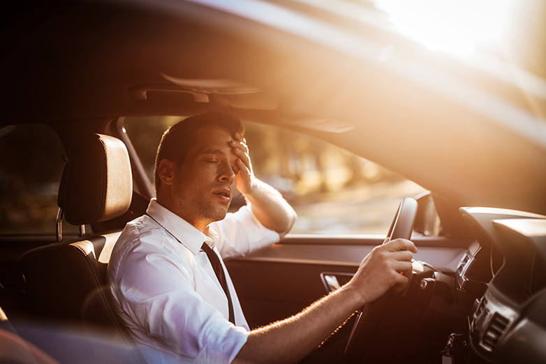The Dangers of Drowsy Driving for Healthcare Workers
