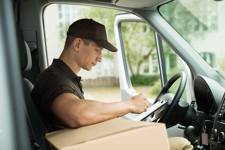 Delivery driver safety tips