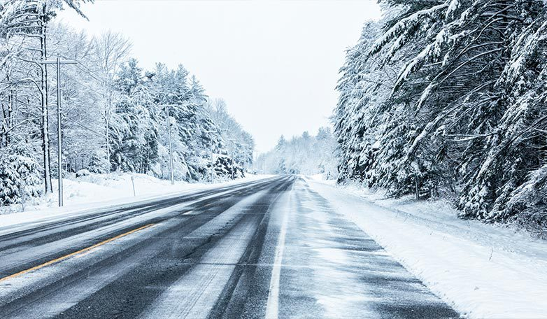 How to Navigate Winter Road Conditions Safely